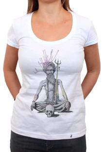 Sadhu - Camiseta Clássica Feminina