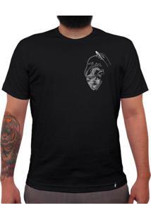 Coração Viciado - Camiseta Clássica Masculina