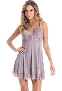 Camisola Lace Lovely/P