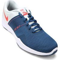 55f7442048 Tênis Nike City Trainer 2 Feminino - Feminino-Azul+Branco