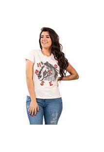 T-Shirt Miss Country Colors Laranja