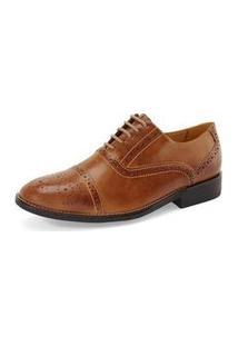 Sapato Sandro Moscoloni New Barrett Tan Castanho