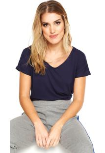 Camiseta Liz Easywear Azul-Marinho