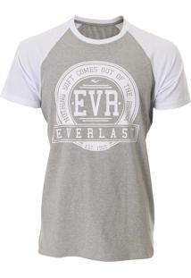 Camiseta Everlast Raglan
