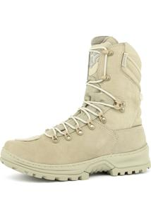 Bota Rossi High Action Bege - Kanui