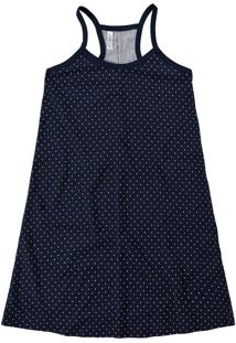 Camisola Azul Marinho Adulto Feminino