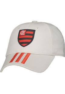 f5b22dcec12e5 Fut Fanatics. Boné Adidas Flamengo 3s Branco