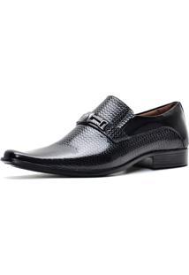 Sapato Social Pro Mais 556Co Preto