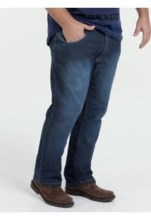 Calça Masculina Jeans Plus Size Biotipo