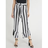 Calça Elastano Pantalona feminina  2cd32c2d1f2