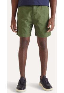 Bermuda Sarja Especial Verde