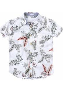 Camisa Infantil Estampada - Tal Pai Tal Filho