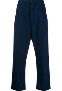 Universal Works Keyoto Trousers - Azul