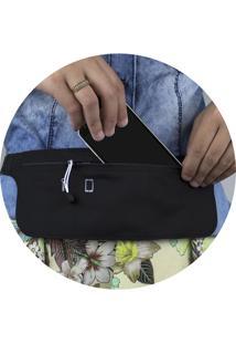 Pochete Impermeável Camuflada Porta Objetos / Dinheiro / Chaves / Celulares 20602 Kathavento
