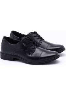 Sapato Social Pegada Jazz Masculino Preto