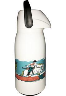 Garrafa Térmica Air Pot 1,8 Litros Decoração Reg. O Laçador - Invicta