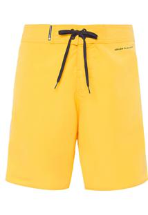 Bermuda Masculina Boardsripe - Amarelo