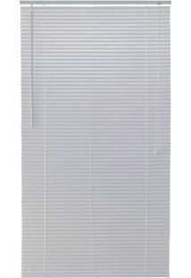 Persiana Horizontal Em Pvc Block 150X140Cm Branca