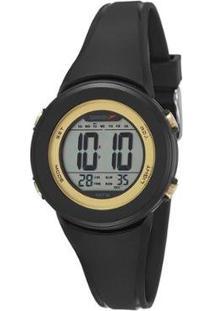 Relógio Speedo Unissex Digital Preto 81152L0Evnp4 - Unissex-Preto