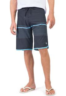 Boardshort Surf Stretch Vies Lateral