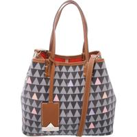 24ec3794a Mini Nina Triangle Black - Personalização Bag Charm | Schutz