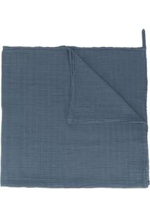 Moumout Cobertor Com Textura - Azul
