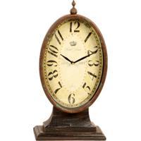 1f8700b58f2 Home Decoração Relógios De Mesa Retro