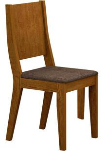 Cadeira Bella - Rufato - Imbuia / Chocolate