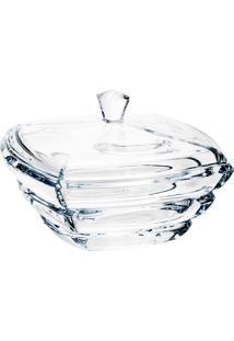 Bomboniere 20Cm Cristal Segment - Bohemia Transparente