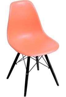 Cadeira Eames Iii Laranja