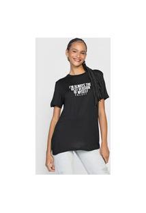 Camiseta Colcci Best Preta