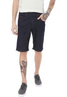 Bermuda Jeans Hd Slim Ly Azul - Kanui