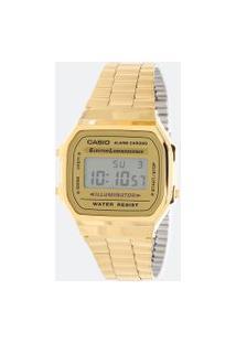 Relógio Unissex Casio A168Wg 9Wdf Digital | Casio | U
