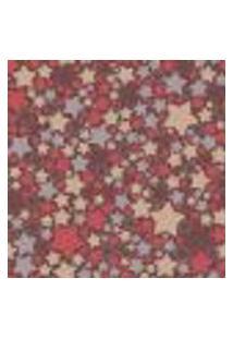 Papel De Parede Autocolante Rolo 0,58 X 5M - Estrelas 12012755