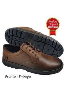 Sapato Masculino Couro Kildare G510 Malte