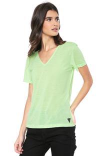 Camiseta Triton Color Verde