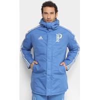 Jaqueta Palmeiras Adidas Pesada Masculina - Masculino 77225281d54fb