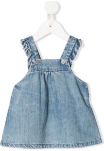 Knot Vestido Jeans Claire - Azul