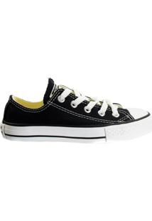b38edca78 Tênis Infantil Converse All Star Ct As Core Chuck Taylor - Feminino-Preto