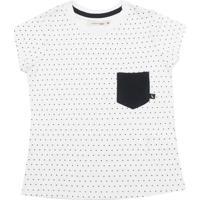 a8ab5071f3 Blusa Para Menina Branca Reserva Mini infantil