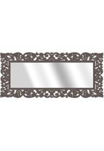 Espelho De Parede 15177I Marrom 70X158 Art Shop