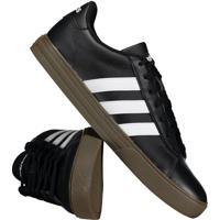 3879ea22146b6 Fut Fanatics. Tênis Adidas Daily 2.0 Preto