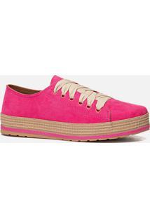 Tênis Feminino Milano Pink 10822