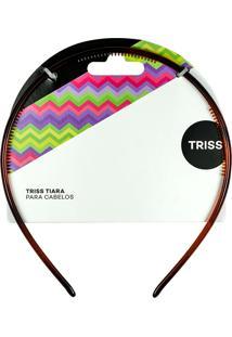 Tiara Triss Fina Tartaruga 1 Unidade