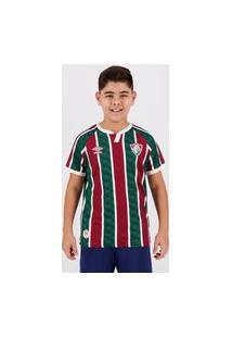 Camisa Umbro Fluminense I 2020 Juvenil