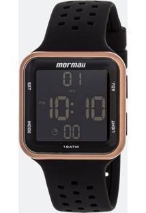 Relógio Unissex Mormaii Mo6600/8J Digital 10Atm