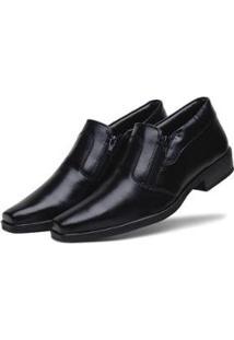 Sapato 3Ls3 Social - Masculino-Preto