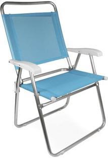 Cadeira Master Plus Fashion Alumínio - Unissex
