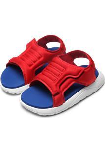 Sandália Adidas Performance Menino Comfort Sandal Vermelho