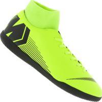 Centauro. Chuteira Futsal Nike Mercurial Superfly X 6 Club ... c159d42201132